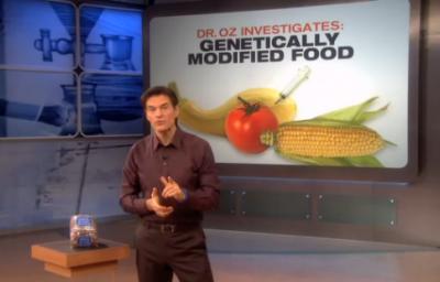 Dr. Oz and The GMO Controversy