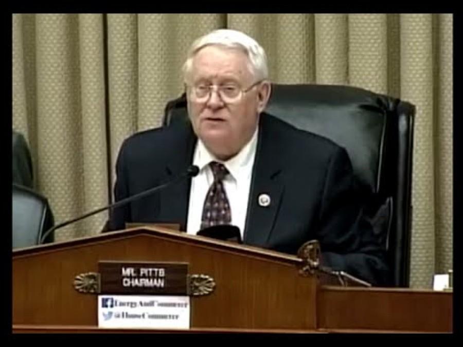 U.S. House of Representatives – A GMO Labeling Dog and Pony Show
